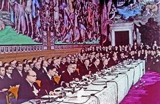 Vertrag Rom