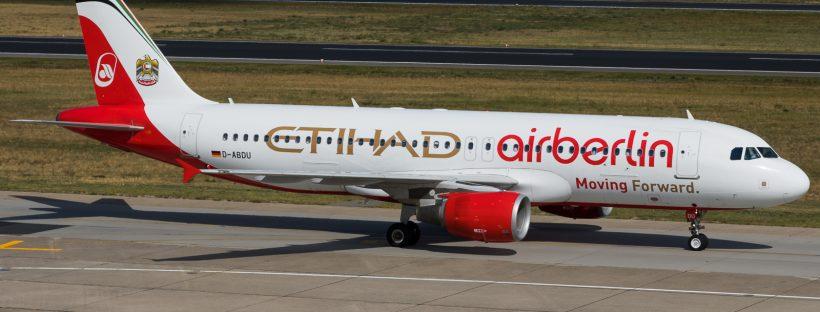Etihad besorgte der Air Berlin immer wieder frisches Geld, doch die deutsche Airline entpuppte sich als Fass ohne Boden. © Viktor Szontagh