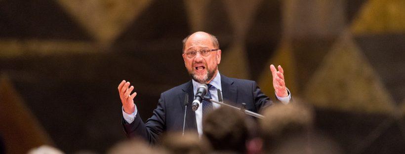 Martin Schulz during SPD Wahlkampf Ludwigshafen at Pfalzbau, Ludwigshafen, Rheinland-Pfalz, Germany on 2017-09-13, Photo: Sven Mandel