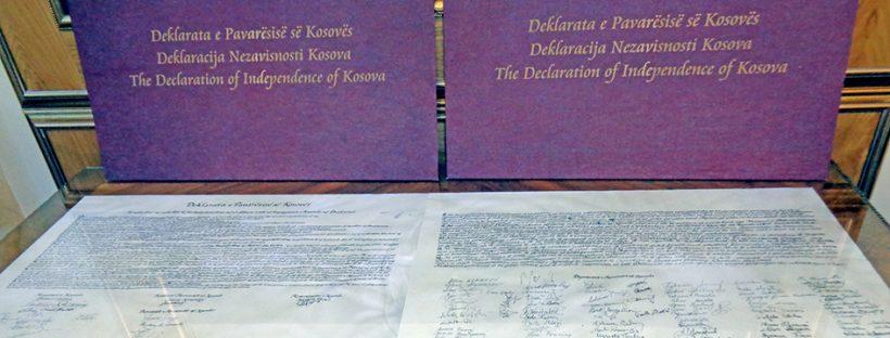 Unabhaengigkeitserklaerung Kosova web