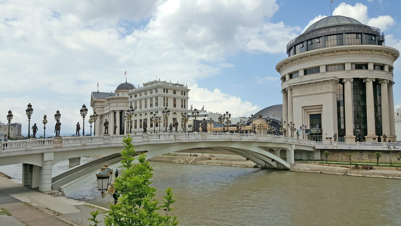 Regierungsviertel_Skopje